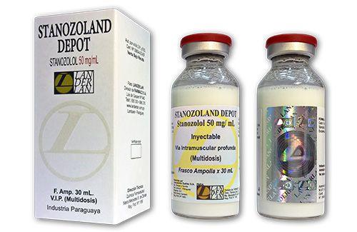 Stanozolol 50mg/ml / 30 ml
