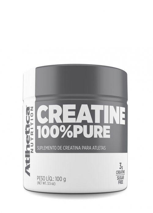Creatina 100% pure / 100 gr