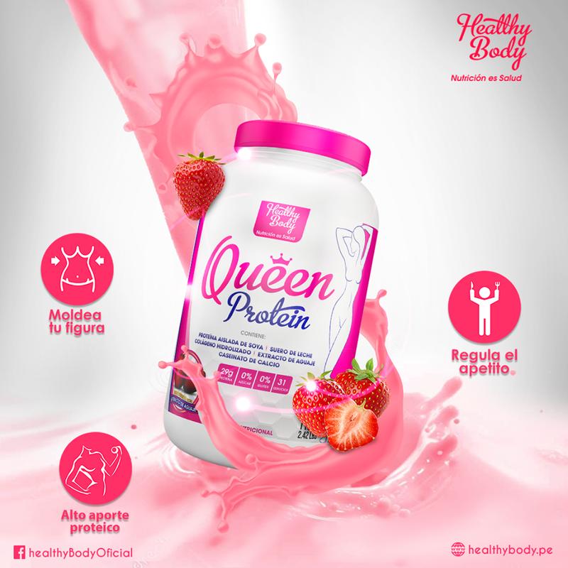 Queen protein / 1,1 kg