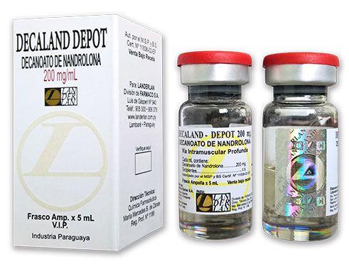 DECALAND 200mg/ml / 5ml