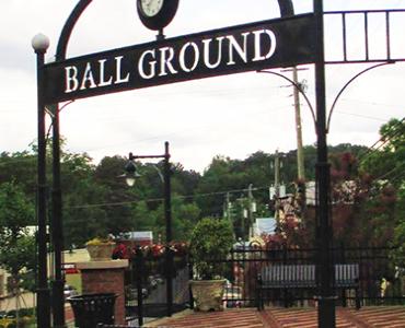 Downtown Ballground