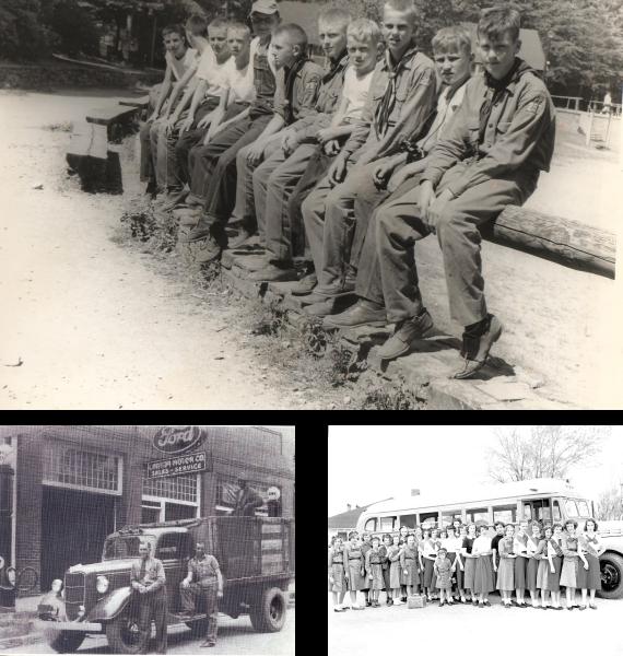 Volunteering With History Cherokee