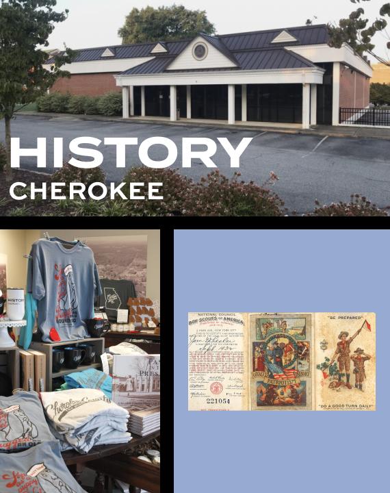 Cherokee County History Center