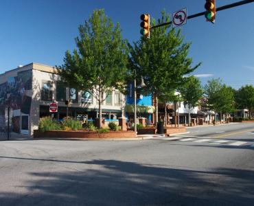 Downtown Woodstock