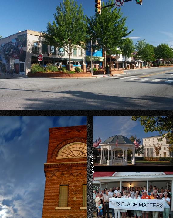 Cherokee County Sites