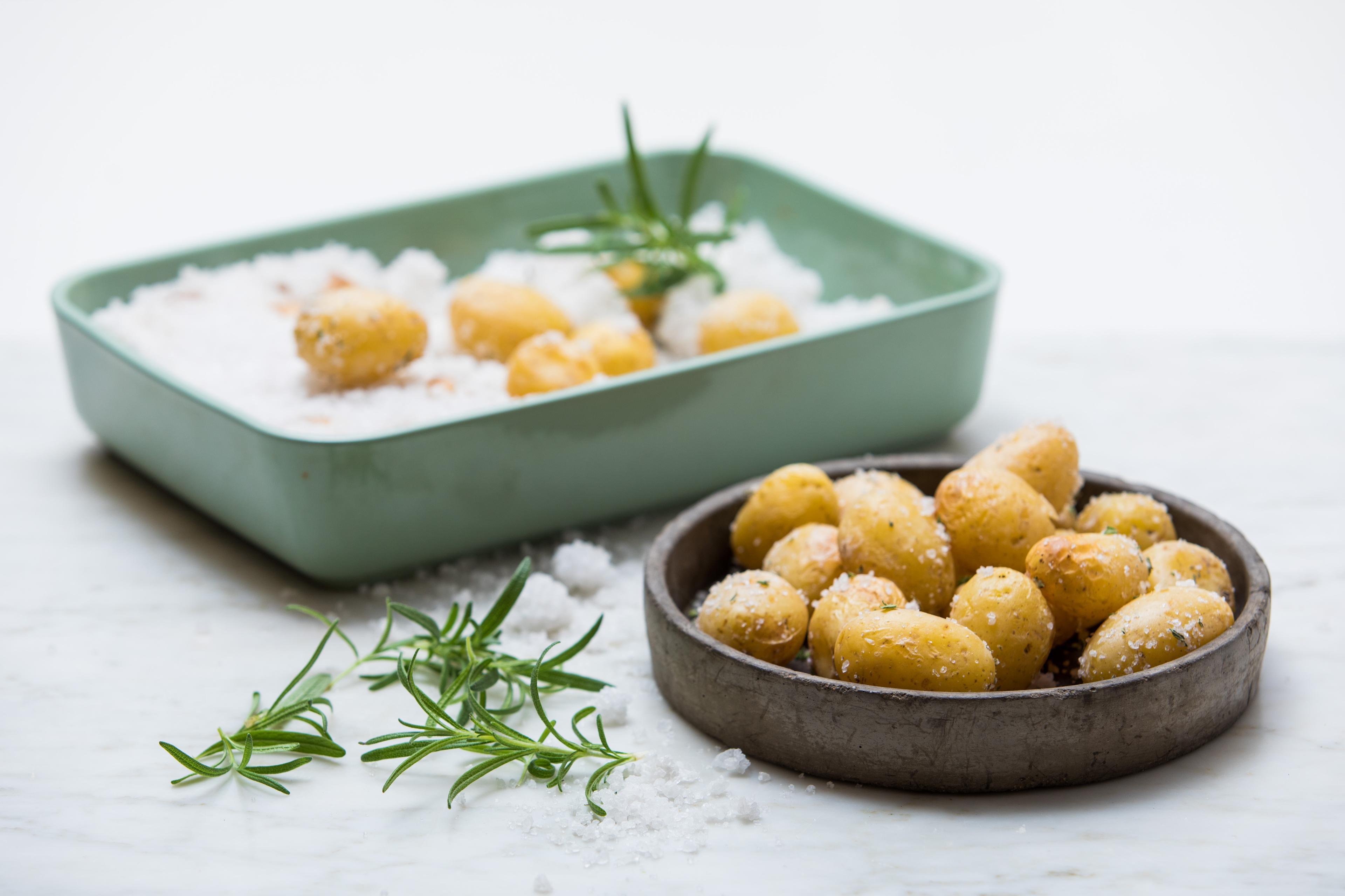Adam om råvarer - poteter