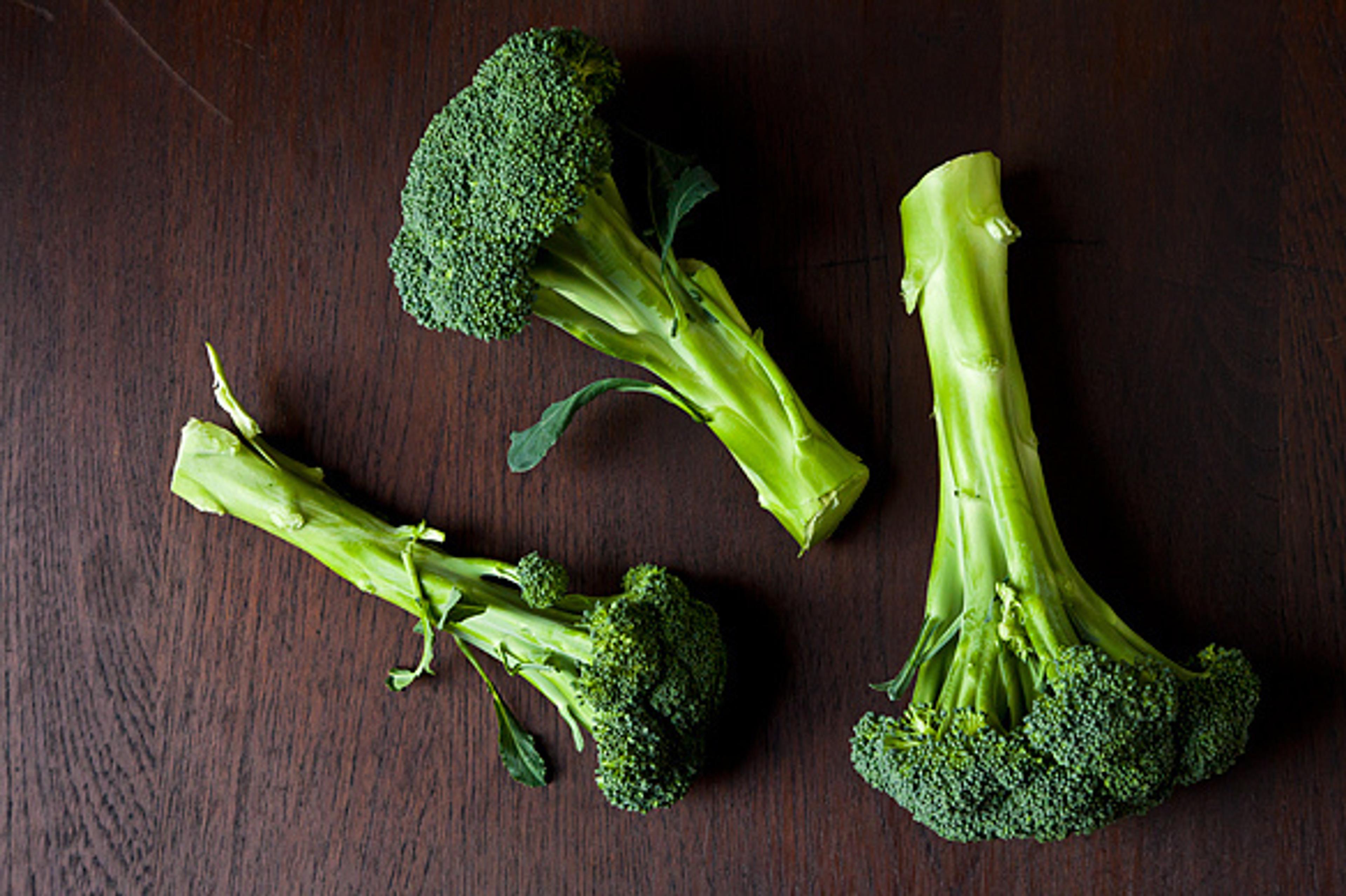Slik redder du brokkoli som er kokt for lenge