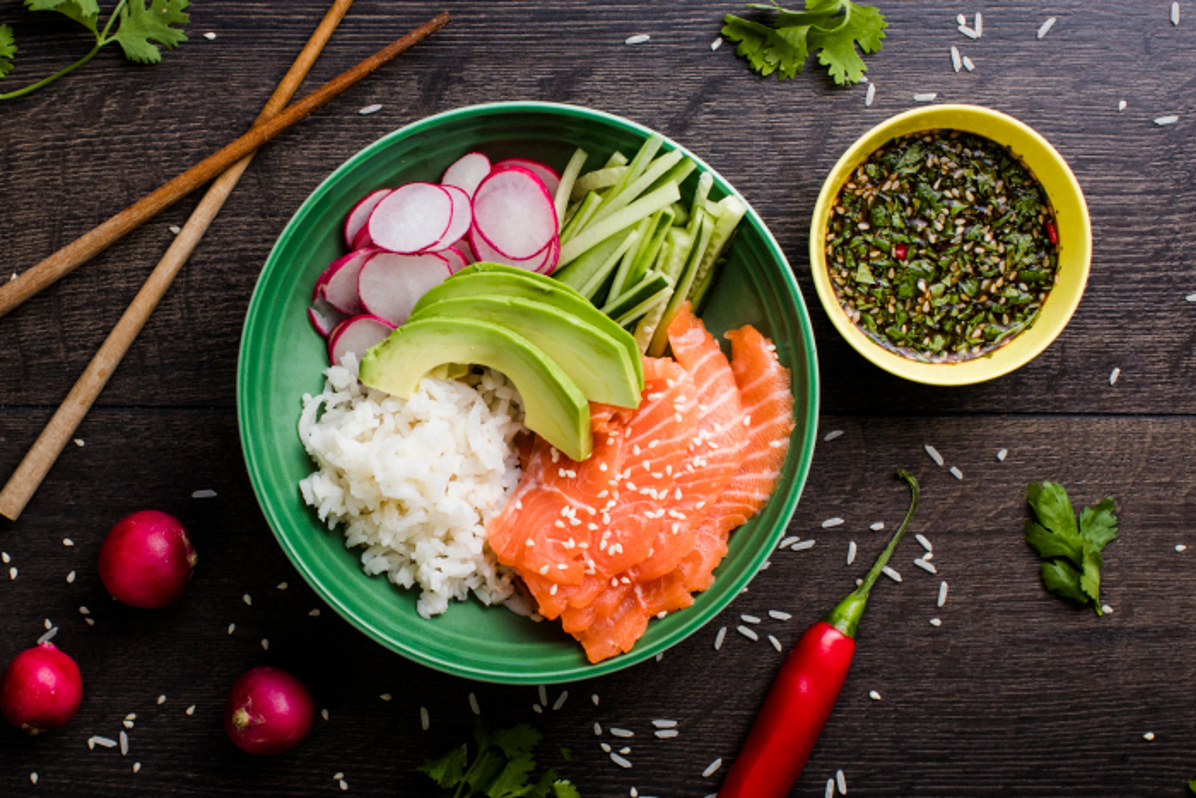 Sushibowl – enkelt, sunt og godt!