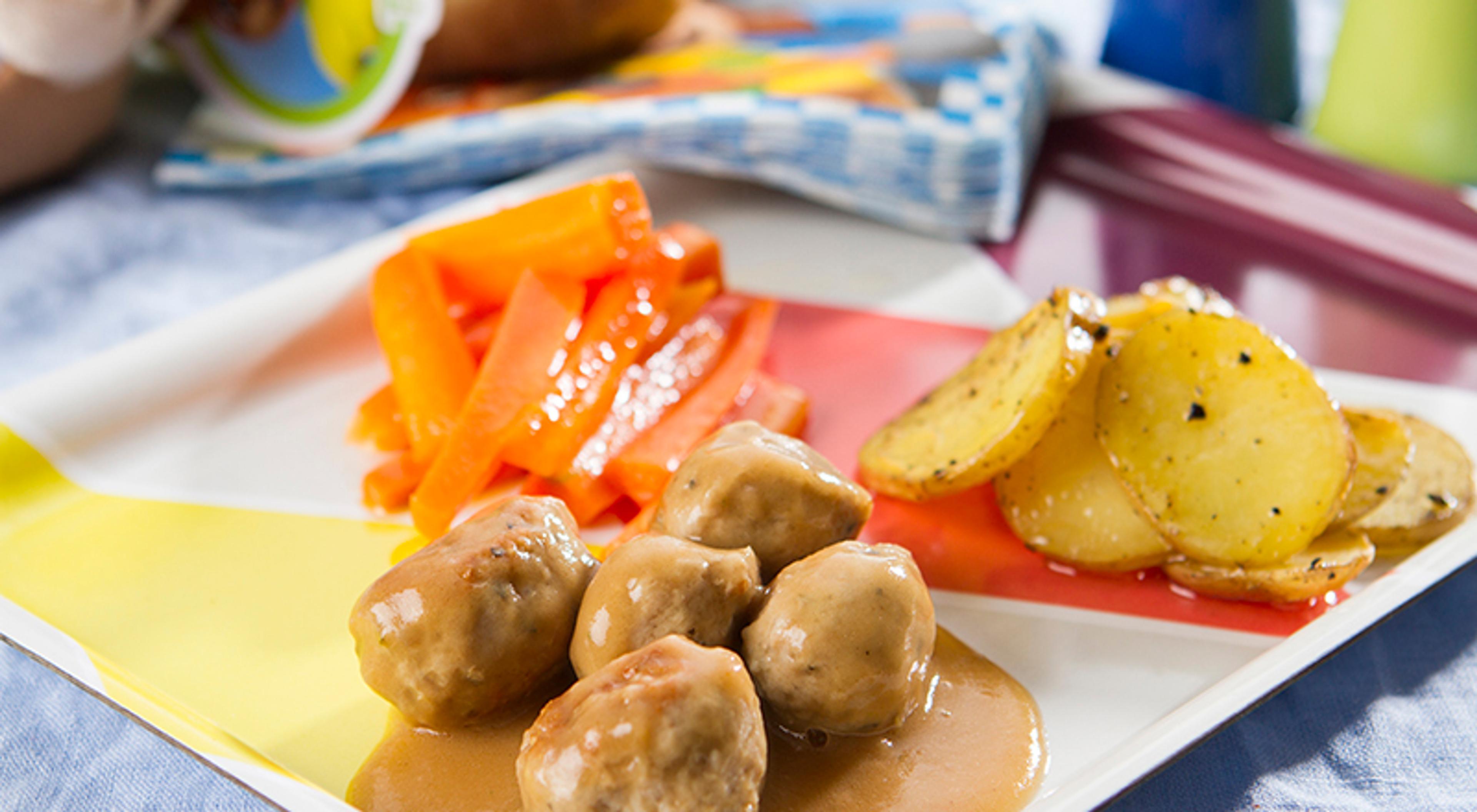 Frikadeller – barnas middagsfavoritt!