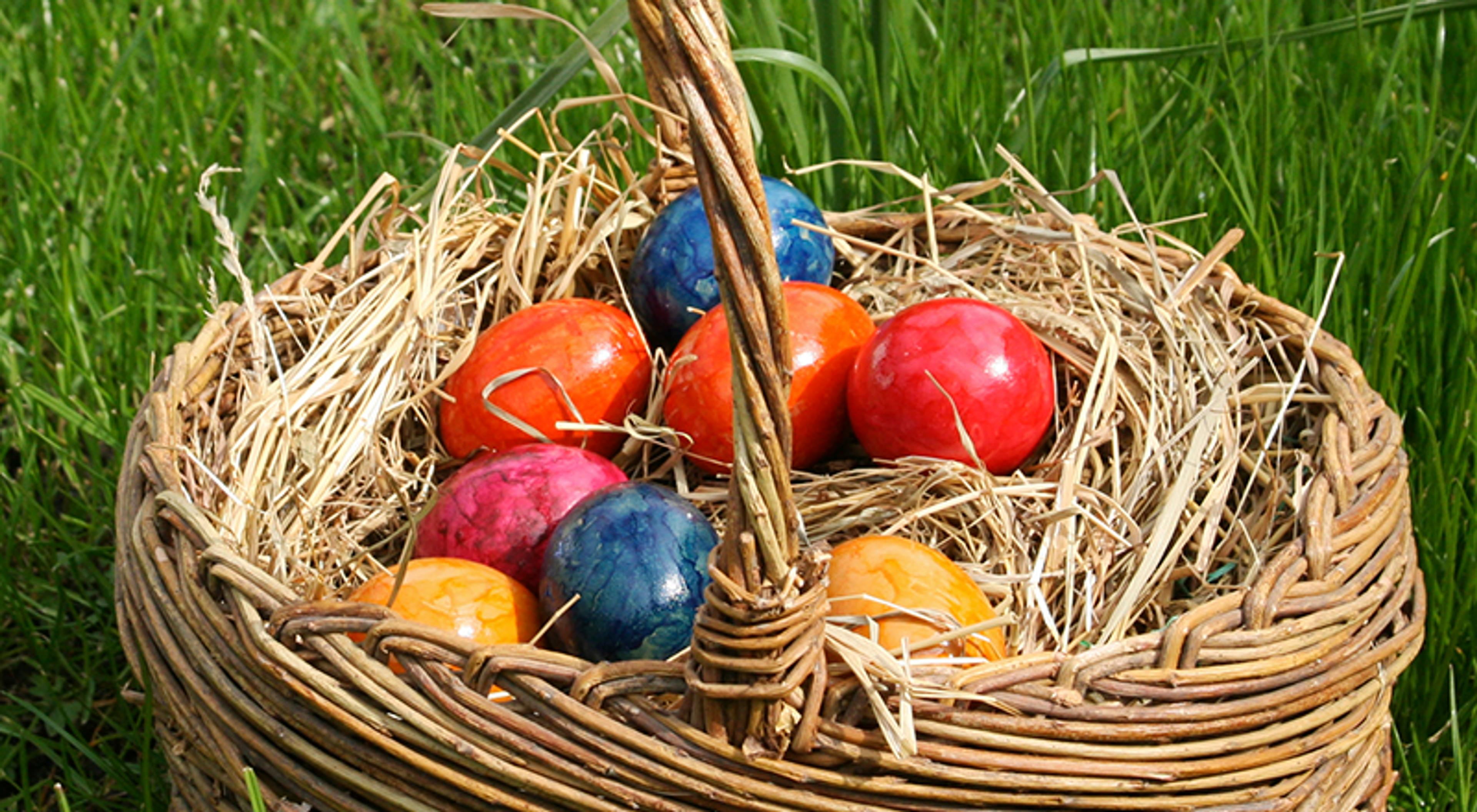 Tips for en artigere påskefrokost med egg
