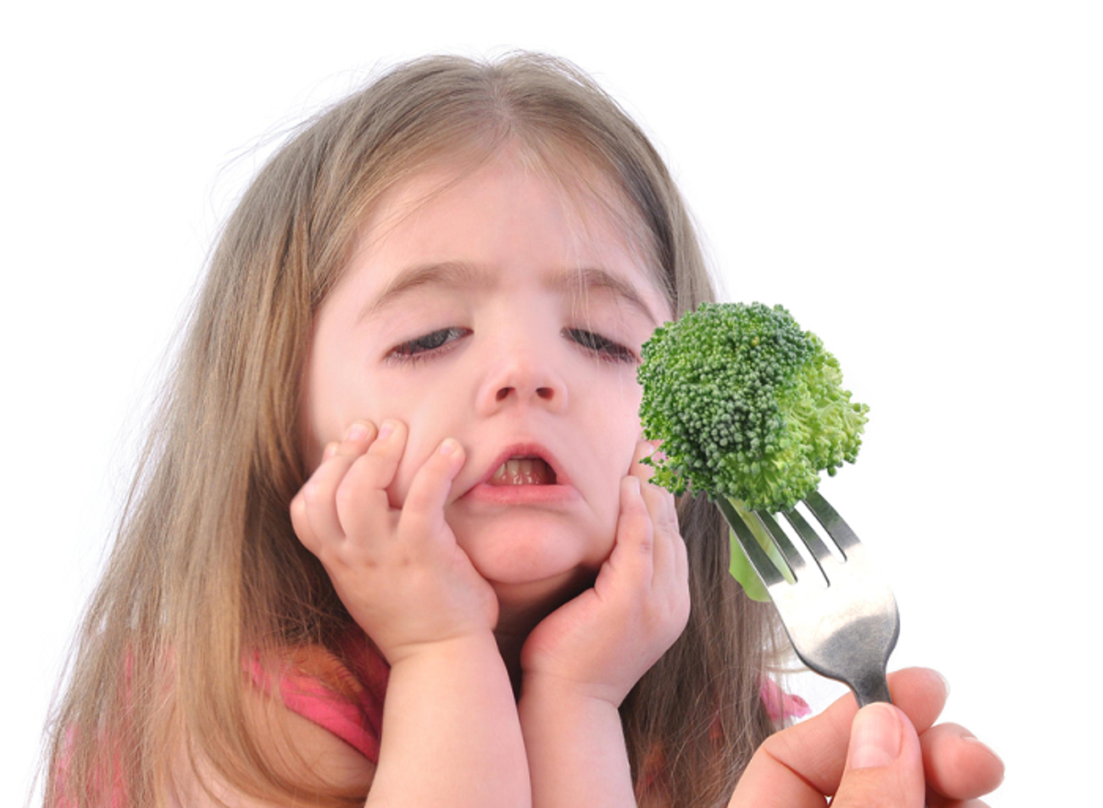 5 tips som gjør at barna liker maten