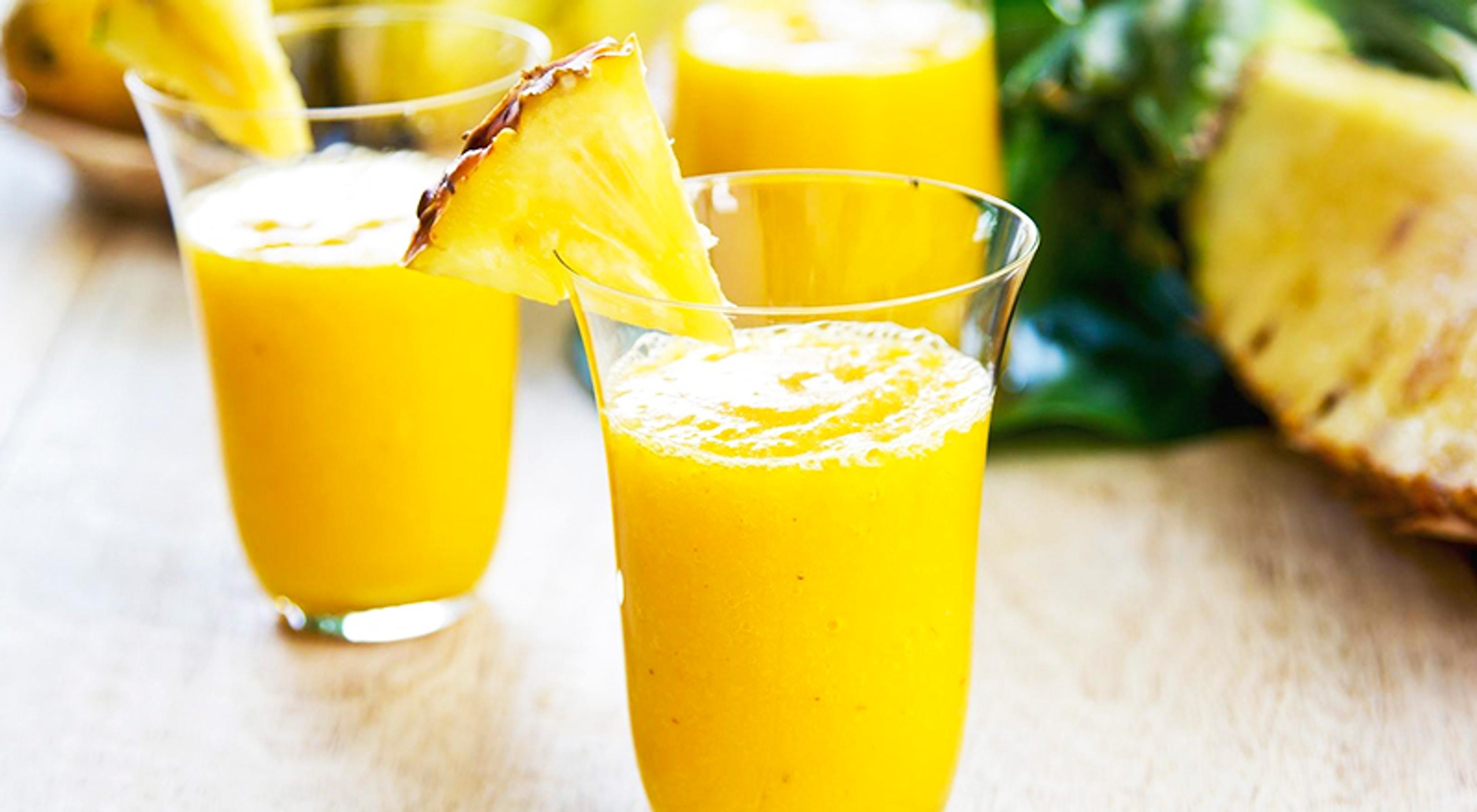 To digge smoothieoppskrifter!