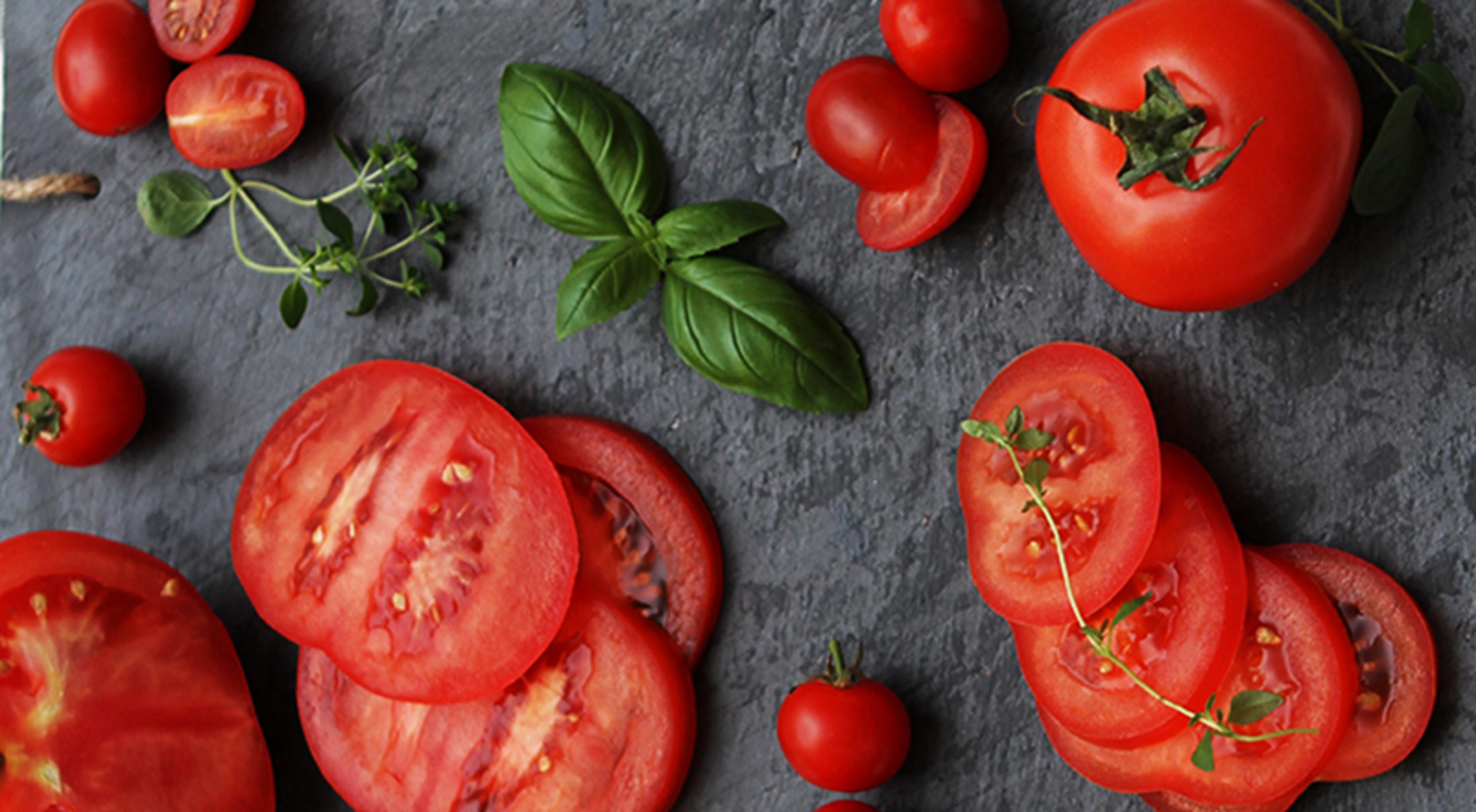 Hjemmelaget tomatsuppe i en fei!