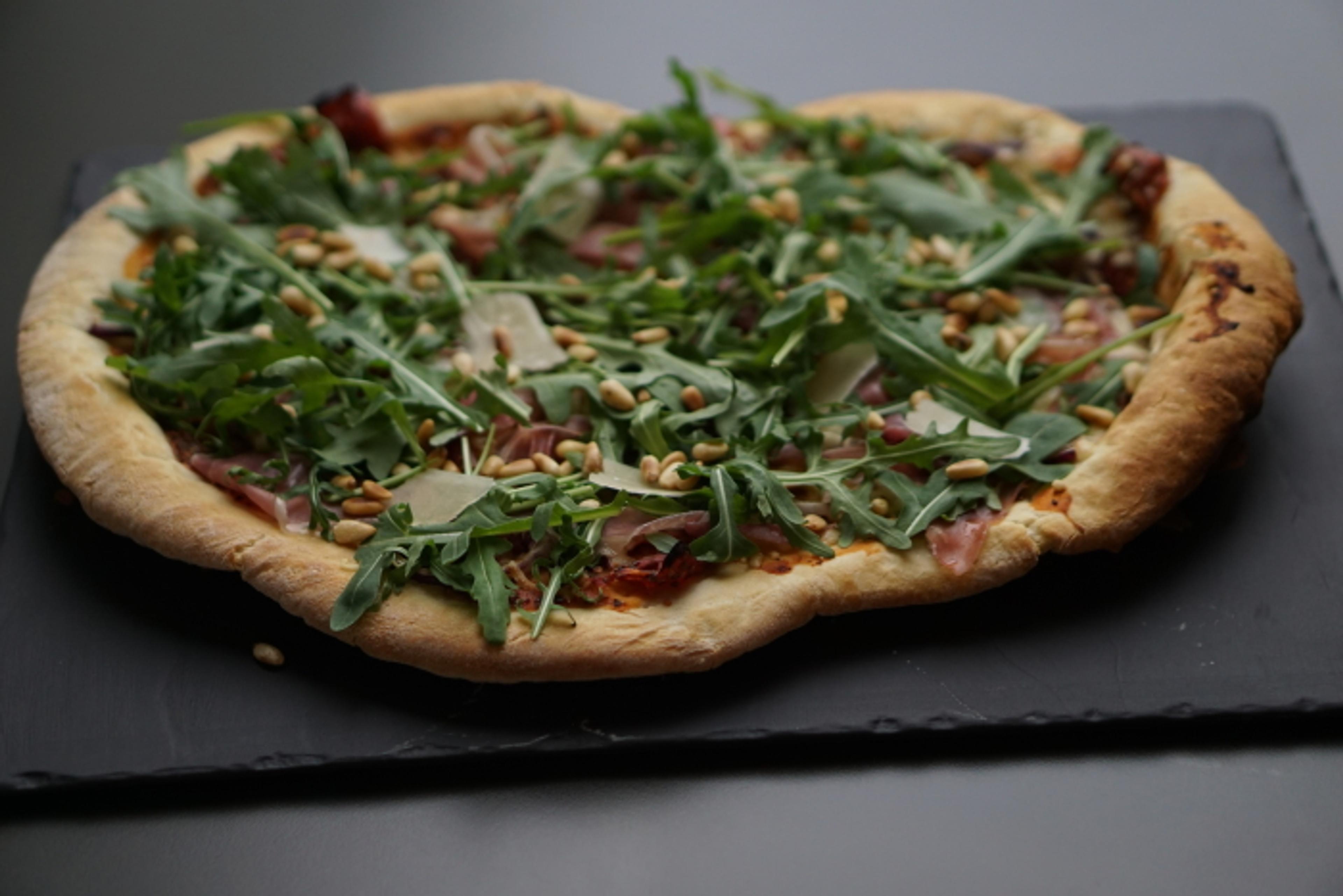 Lag verdens beste pizza!