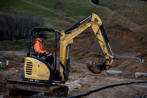2.5T excavator