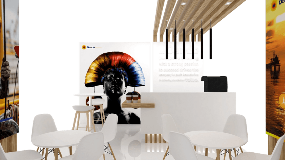 Oando PLC Concept 3D Render