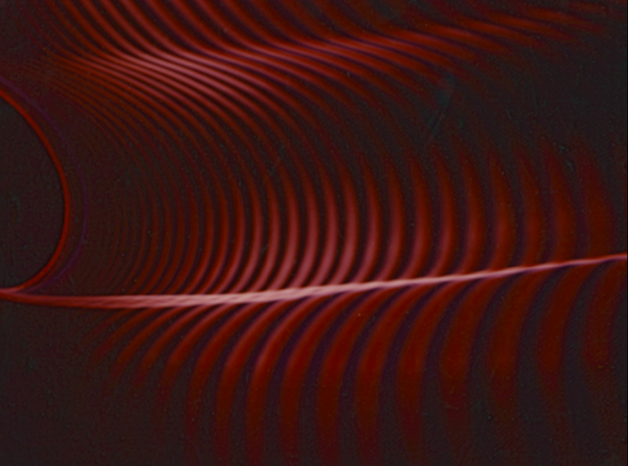 Herbert W. Franke, Light shapes, 1953, Source: Artsy, Photo Edition Berlin [5]