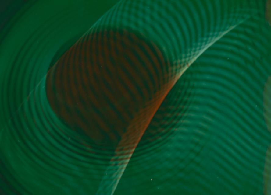 Herbert W. Franke, Light shapes,1953, Source: Artsy, Photo Edition Berlin [6]