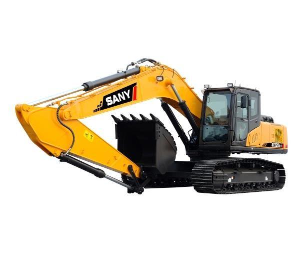 Sany SY365C on show