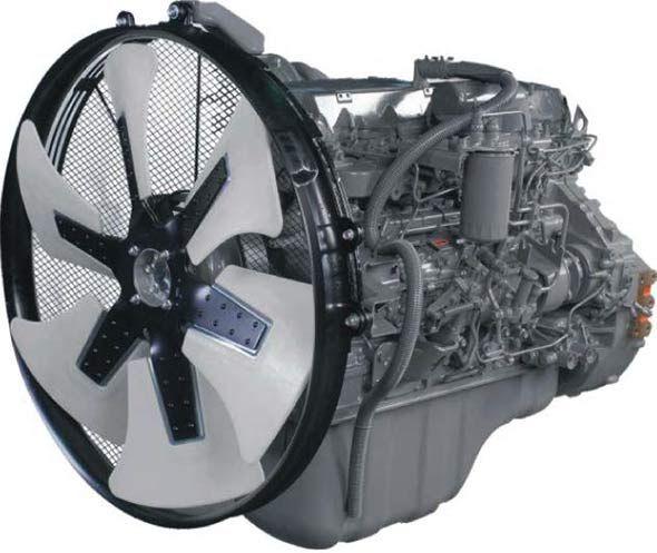 Sany SY365C Engine
