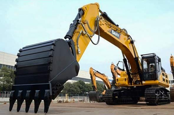 Sany-SY500H-Excavator-Machine-Features