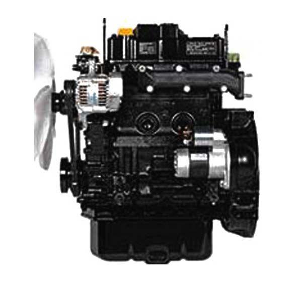 Sany SY35U Engine