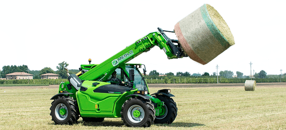 Merlo turbofarmer 30.9 Machine for sale rent telehandler