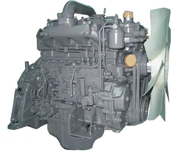 Sany SY135C Engine