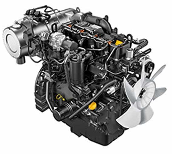 Sany SY95C Engine