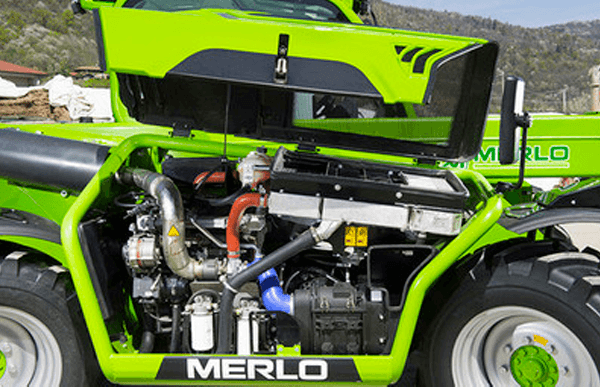 merlo PANORAMIC 40.13 for sale rent