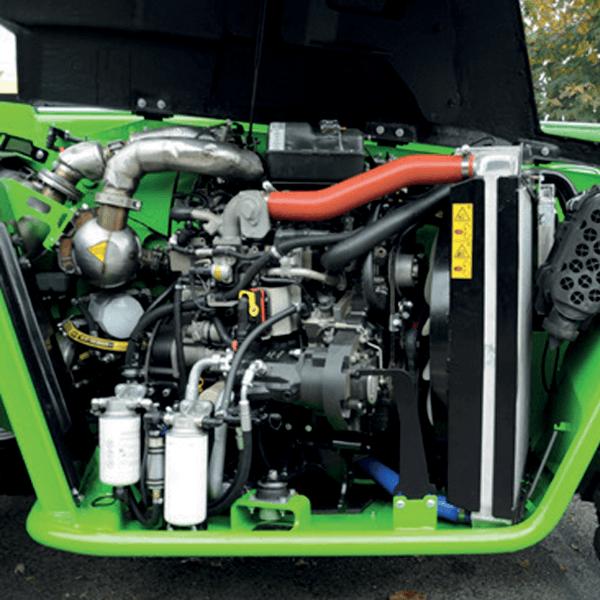 Merlo Multi Farmer MF 34.7 Machine Engine