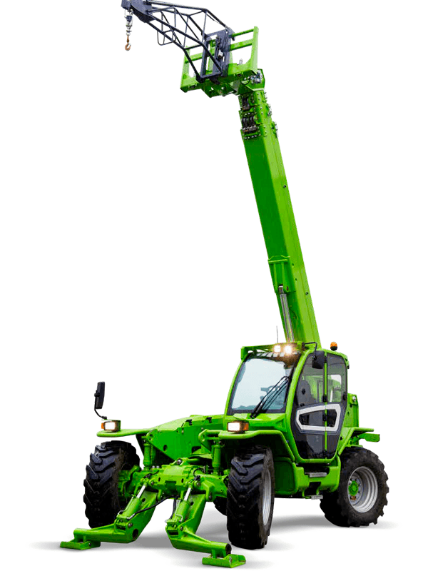 Used merlo telehandler Panoramic 40.13 for sale near me