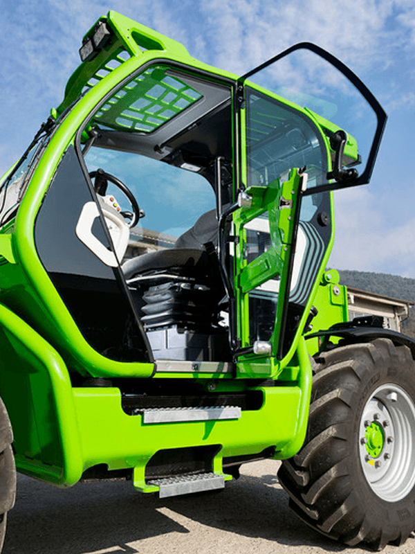 Used merlo telehandler P50.18 PLUS for sale near me