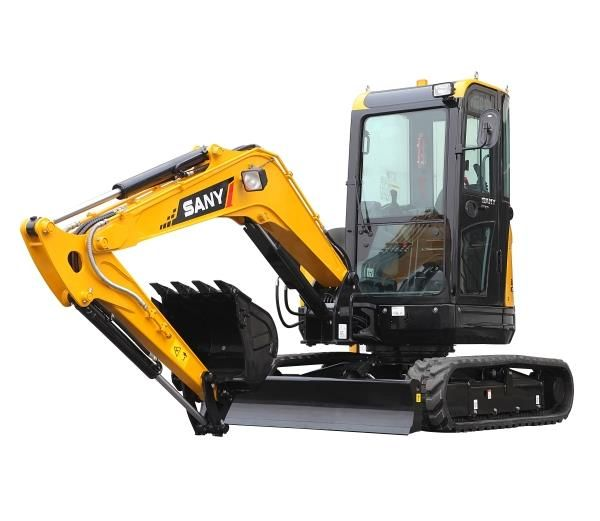 SANY SY35U EXCAVATORS FOR SALE