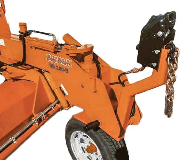 broce-250-series-hydraulic-tow-hitch