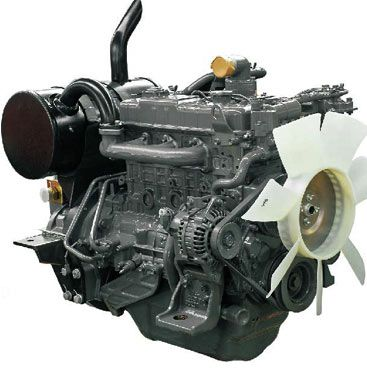 Sany SY75C Engine