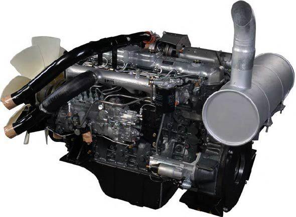 Sany SY215C Engine