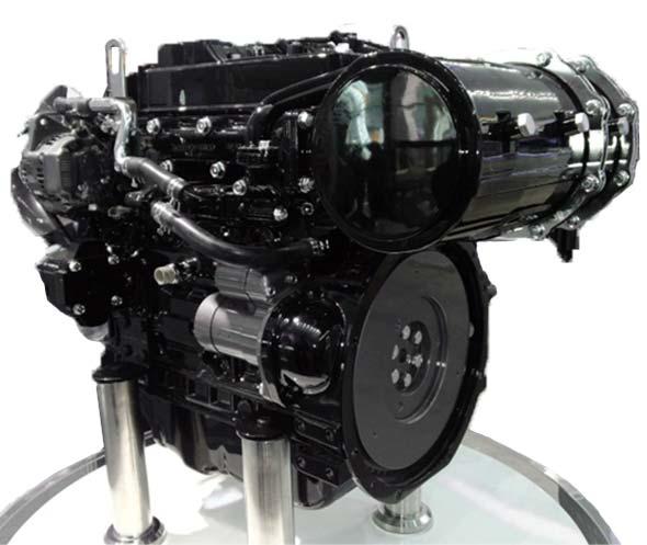 Sany SY50U Engine