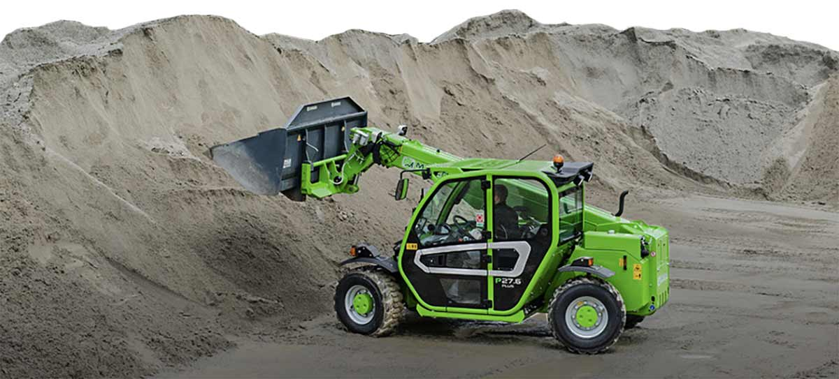 Merlo P 27.5 working for sale or rent