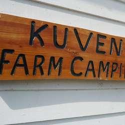Kuven Farm Camping starta opp i 2009. (Foto: KOG)