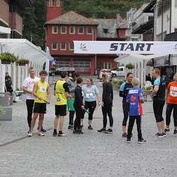 Stafett, første etappe. (Foto: Kjetil Vasby Bruarøy)