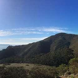 I USA blei det først litt ferie, blant anna i San Fransisco. (Privat foto)