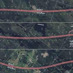 Lyshorntunnelen (9,2 km) i tre delar. (SVV)