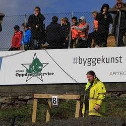 Klar for pyro. (Foto: Kjetil Osablod Grønvigh)