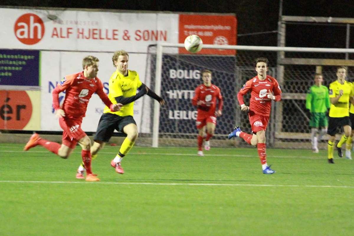 Os - Brann G19. (Foto: Kjetil Vasby Bruarøy)