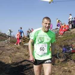 Stein Kjetil Hefte vann klassen 55-59 år. (Foto: KVB)