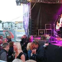Osøren Blues og Jazzfestival 2013 (Foto:Kari Marie Austevoll Lyssand)