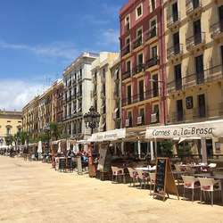 No byr han på matreiser til Tarragona. (Foto: Os Travel)