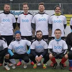 Sunday League Football vann herrar amatør. (Foto: KVB)