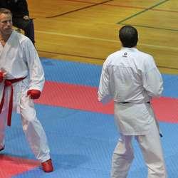 Legendariske Jørn Ove Hansen (t.v.) vann NM-gull med Mizuchi. (Foto: KVB)